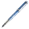 Перьевая ручка Aurora Alpha голубой CT перо 14кт M (AU-H11/CAM) газонокосилка black decker emax34s