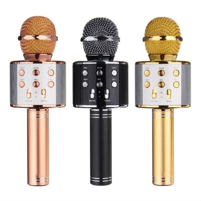 Товары для отдыха и путешествий Беспроводной микрофон для караоке WS-858 4298ec3152e799c0ad5cc2a145829eee.jpg