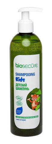 Детский шампунь Bio Secure, 380 мл