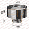Дефлектор d150мм (430/0,5мм) Ferrum