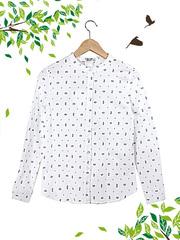 21103 рубашка женская, белая