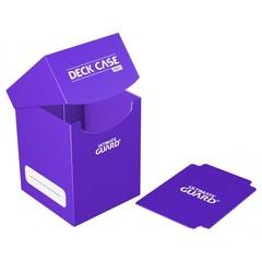 Ultimate Guard - Фиолетовая коробочка на 100 карт