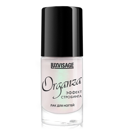 LuxVisage Organza Лак для ногтей тон 103 (лебединое озеро) 9г