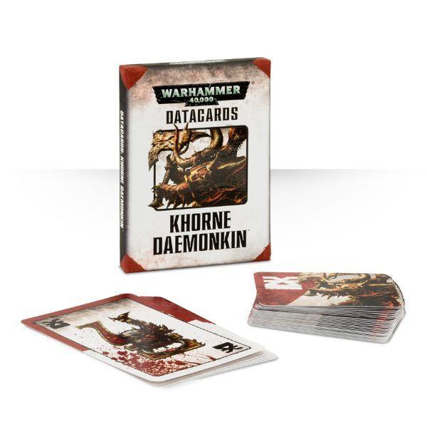 Datacards: Khorne