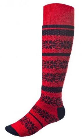 Носки женские 8848 Altitude Edith (red)