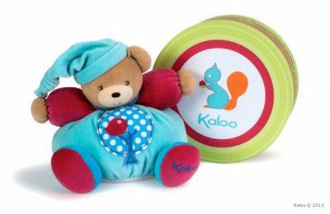Kaloo. Мягкая игрушка Мишка средний яблочное дерево