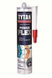 Монтажный клей Tytan POWER FLEX 290мл (12шт/кор)