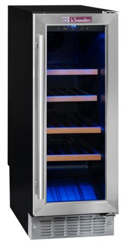 Встраиваемый винный шкаф La Sommeliere CVDE21