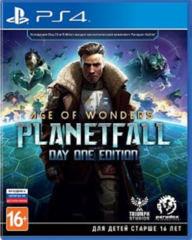 PS4 Age of Wonders: Planetfall (русские субтитры)