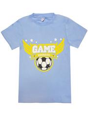 BK003-39 футболка детская, голубая