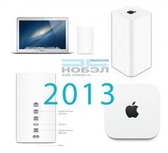 Роутер Apple AirPort Extreme 802.11ac 2013 Точка доступа ME918RU/A