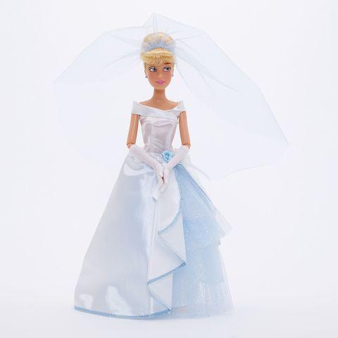 Кукла Принцесса Золушка в свадебном платье - Cinderella, Disney
