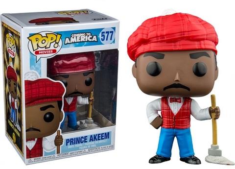 Фигурка Funko Pop! Movies: Coming to America - Prince Akeem (Excl. to Target)