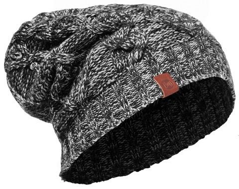 Вязаная шапка Buff Nuba Graphite