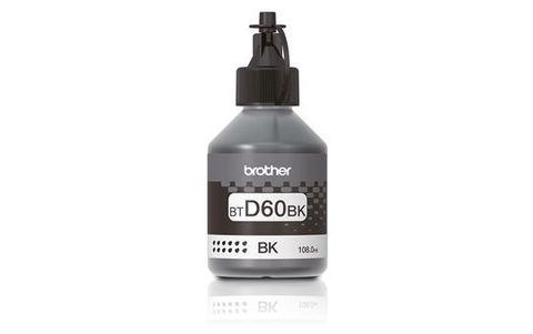 Чернила Brother BT-D60BK для DCPT310/510W/710W, черные. Ресурс 6500 страниц (BTD60BK)