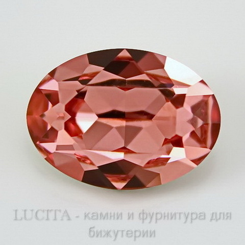4120 Ювелирные стразы Сваровски Rose Peach (18х13 мм) ()