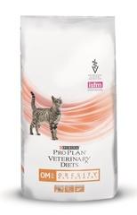 Purina Pro Plan OM ST/OX OBESITY MANAGEMENT Диетический корм, разработанный для снижения веса и поддержания оптимальной массы тела у взрослых кошек