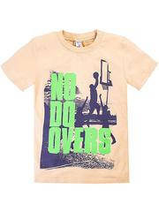 BK003-36 футболка детская, бежевая