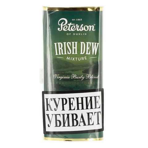 Табак Peterson Irish Dew кисет (40 гр)