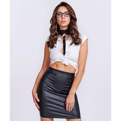 Сексуальный костюм секретарши