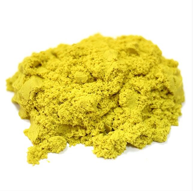 Кинетический песок. Желтый 2 кг