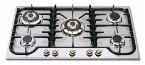 Газовая варочная панель ILVE H90CCNV