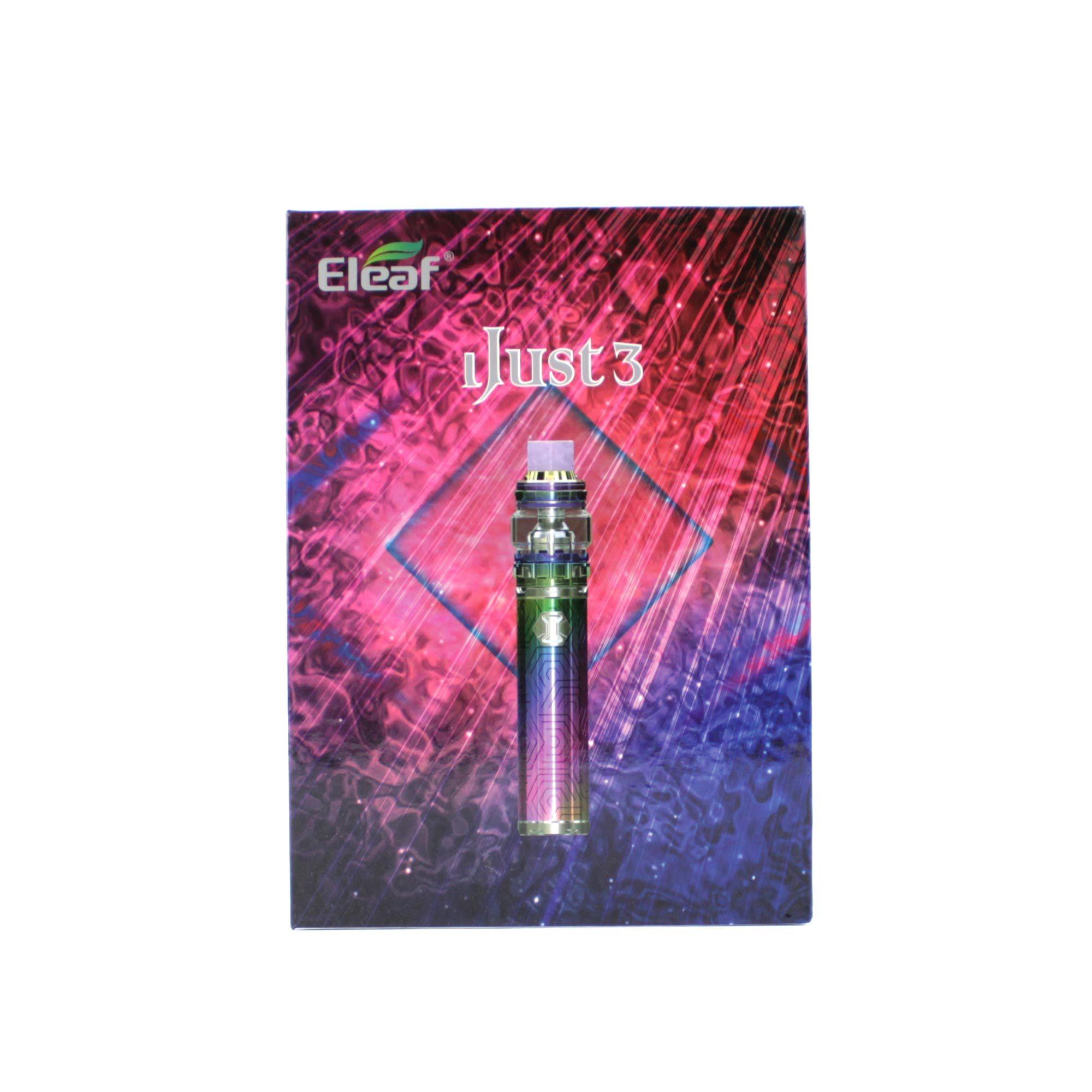 Фирменная коробка Eleaf Ijust 3