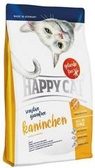 Happy Cat Sensitive Grainfree с кроликом, беззерновой