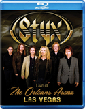 Styx / Live At The Orleans Arena Las Vegas (Blu-ray)