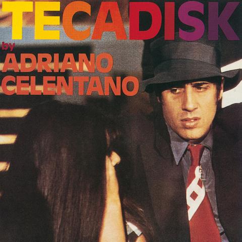 Adriano Celentano / Tecadisk (RU)(CD)