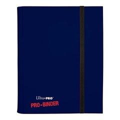 Ultra Pro - Синий альбом для хранения карт с листами 3*3