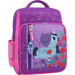 Рюкзак школьный Bagland Школьник 8 л. фиолетовый 498 (0012870)