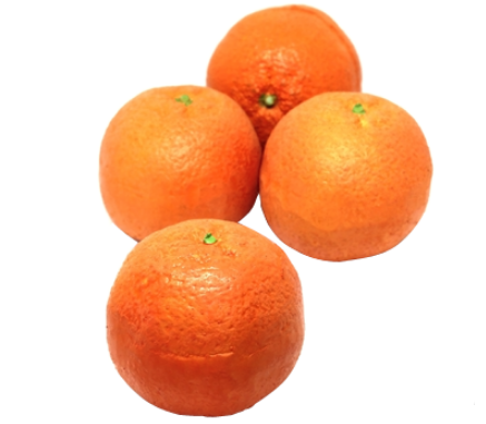 Резиновый мандарин
