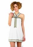 Женское платье из вискозы Pepita