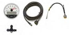 06375-ZX2-A00HE Цифровой тахометр (белый), NMEA2000