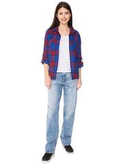 GJN010456 джинсы женские, айс