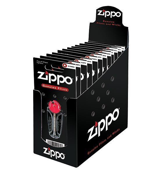 Кремний для зажигалок Zippo Genuine Flint (2406N)