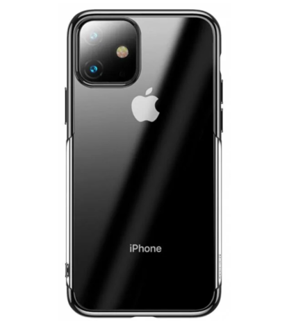 Чехол Baseus Shining Case For iPhone 11 Pro, Черный