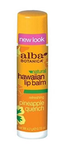 Бальзам для губ с экстрактом ананаса, Alba Botanica