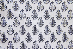Ткань для штор Campagne Nautic (Компейн Наутик) С 02 Azul-navy
