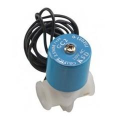 Клапан соленоидный ESV-02-220, (пластик), Райфил