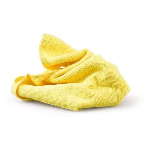 RoxelPro Многоразовая полиров. салфетка MICROSHINE из микрофибры 40х40см,желтая