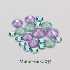 Стразы Swarovski для ногтей, Мини-микс №35 Свад...