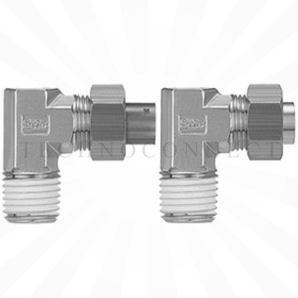 KFL06-03S-X2  Угловое резьбовое соединение
