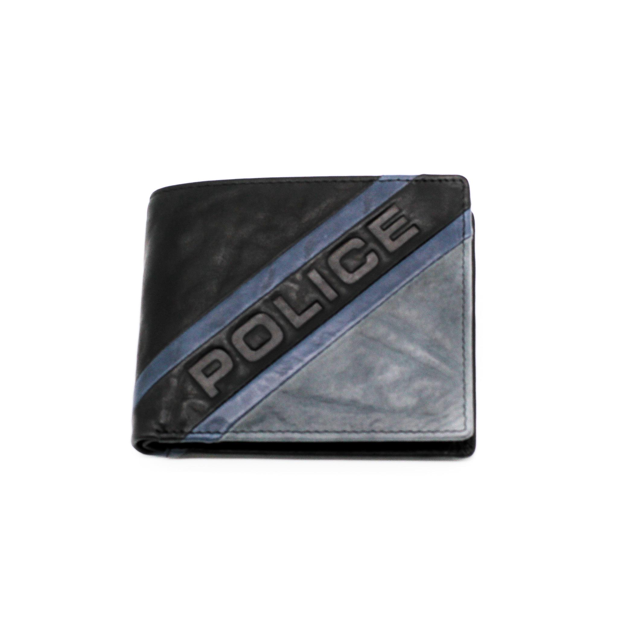Кошелек Police FACADE, black