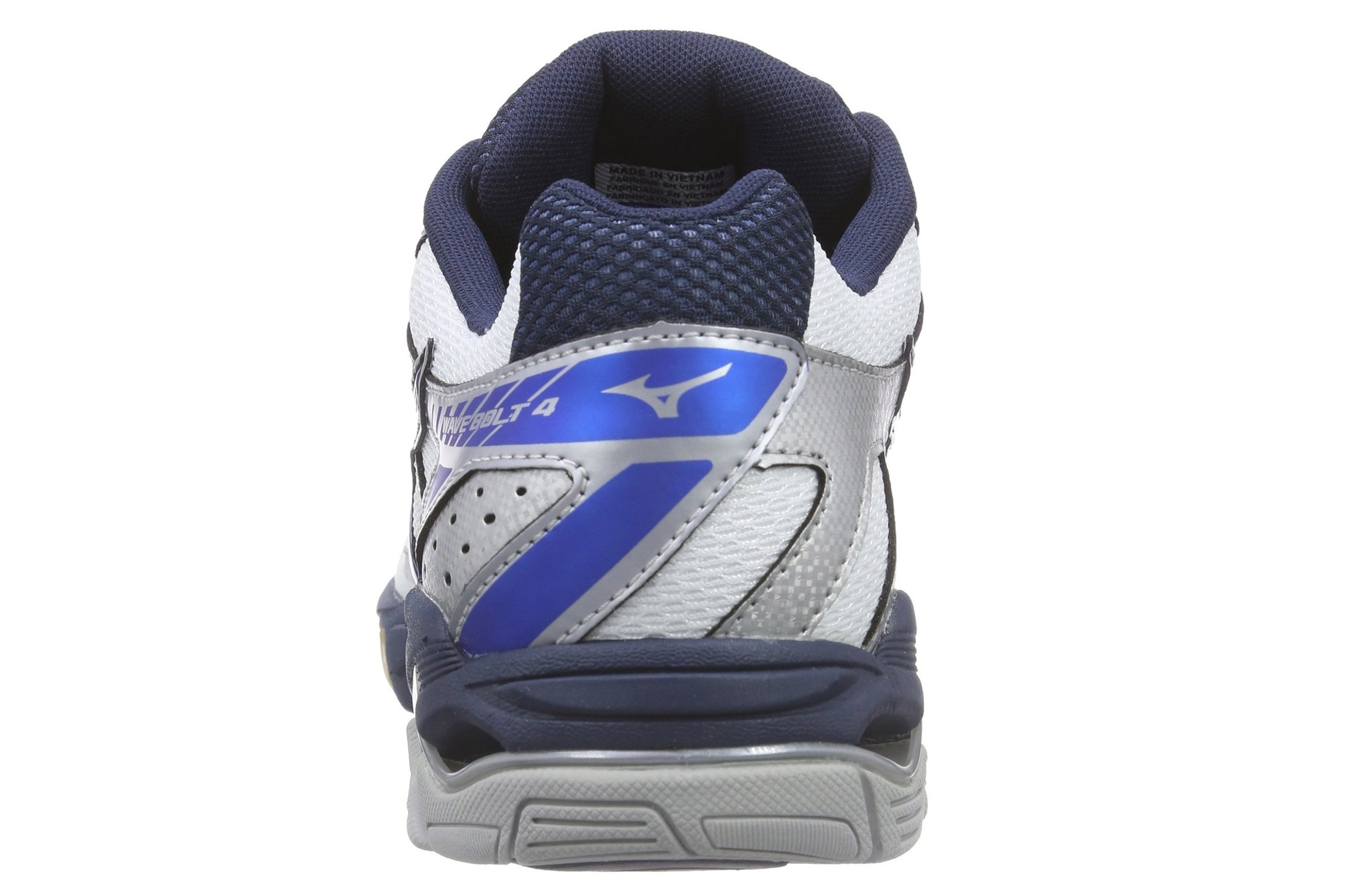 Мужские кроссовки для волейбола Mizuno Wave Bolt 4 (V1GA1560 24) синие фото