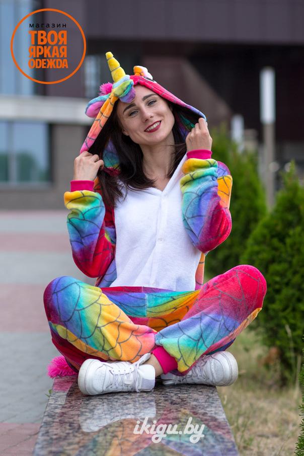 Пижамы кигуруми Единорог Драконовый unicorn-fish3.jpg 87933b22b33ef