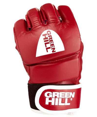 Перчатки для MMA Combat Sambo Green Hill