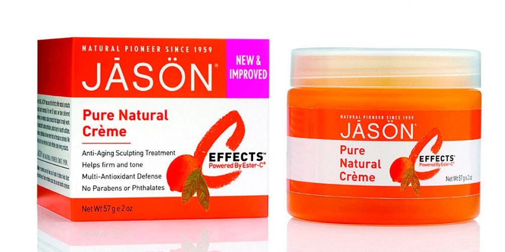Антивозрастной ночной крем с витамином С, Jason