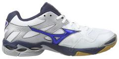 Мужские волейбольные кроссовки Mizuno Wave Bolt 4 (V1GA1560 24) синие